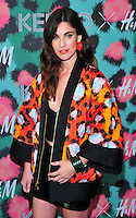 NEW YORK, NY - OCTOBER 19: Rainey Qualley  attends KENZO x H&M - Arrivals at Pier 36 on October 19, 2016 in New York City. Credit: John Palmer / MediaPunch