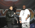 DJ Khaled and Rick Ross  Perform at the Lil' Wayne: I'm Still Music Tour 2011 at the  Nassau Coliseum, Long Island, NY  3/28/11
