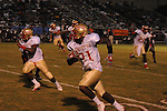 Lafayette High's Josh Barry (21) runs vs. Greenwood in Greenwood, Miss. on Friday, August 26, 2011. Lafayette won 42-0.