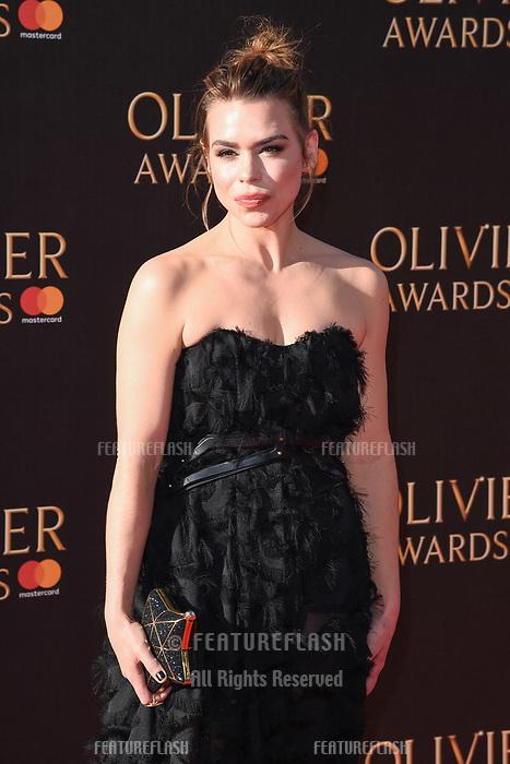 Billie Piper at The Olivier Awards 2017 at the Royal Albert Hall, London, UK. <br /> 09 April  2017<br /> Picture: Steve Vas/Featureflash/SilverHub 0208 004 5359 sales@silverhubmedia.com