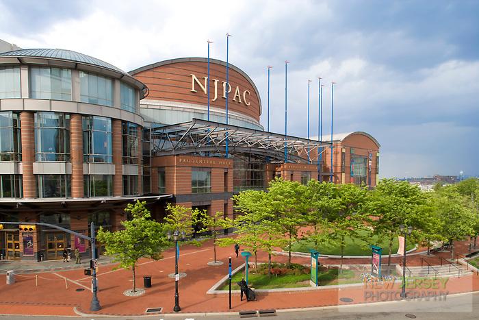 New Jersey Performing Art Center, Newark, New Jersey