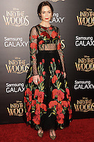 """World Premiere Of Walt Disney Pictures' """"Into The Woods"""""""