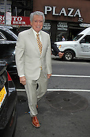 NEW YORK, NY-July 14: Regis Philbin at Today Show  in New York. NY July 14, 2016. Credit:RW/MediaPunch