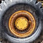 Abandoned IH Payloader, Gabbs Valley Range, Nev.