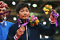 2012 Olympic Games - Judo - Men's -90kg Medal Ceremony
