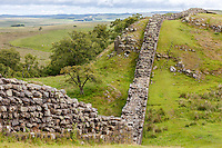 Hadrian's Wall, Northern England