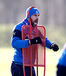 260215 Rangers training