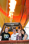 20111231 Hot Air Balloon Cairns 31 December
