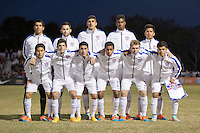 2014 Nike Friendlies USMNT U-17 vs Brazil, December 2, 2014