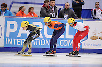 "SHORT TRACK: MOSCOW: Speed Skating Centre ""Krylatskoe"", 13-1503-2015, ISU World Short Track Speed Skating Championships 2015, ©photo Martin de Jong"