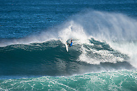 MARGARET RIVER, Western Australia/AUS (Sunday, April 9, 2017) - Jordy Smith (ZAF)  - The final day of competition at the Drug Aware Margaret River Pro, Stop No. 2 of the World Surf League (WSL) Championship Tour (CT), commenced with the men&rsquo;s Quarterfinals, Semifinals and Final called ON for a 7:05 a.m. start. The remaining competitors battled it out in clean six-to-eight foot plus (2 - 2.5 metre) waves at Main Break.<br /> With John John Florence already through to the final a shark scare put the contest on hold during the second semi final between Filipe Toledo (BRA) and Kolohe Andino (USA).<br />  <br /> Photo: joliphotos.com