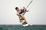 Cabrinha Nomad Kite testing in Barbados with Dan Sweeney