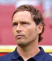 FUSSBALL   1. BUNDESLIGA  SAISON 2011/2012   1. Spieltag FC Augsburg - SC Freiburg            06.08.2011 Trainer Marcus Sorg (SC Freiburg)