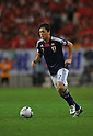Yasuhito Endo (JPN), SEPTEMBER 2, 2011 - Football / Soccer : FIFA World Cup Brazil 2014 Asian Qualifier Third Round Group C match between Japan 1-0 North Korea at Saitama Stadium 2002, Saitama, Japan.(Photo by Atsushi Tomura/AFLO SPORT) [1035]