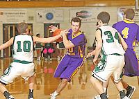 Guerin Boys JV Basketball vs. Pendleton Heights 2-15-13
