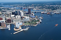 1994 June 06..Redevelopment.Downtown West (A-1-6)..NAUTICUS.TOWN POINT PARK.LOOKING EAST.CLOSEUP..NEG#.NRHA#..