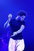 MAY 18 J Cole performing at o2 Arena