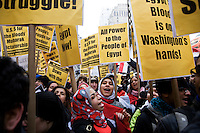 Day of Departure: New York Rallies for Egypt