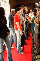 3 March 2007: Celebrity actor Nicholas Gonzalez arrives on the red carpet at the World Poker Tour Invitational for the fifth annual tournament at the Commerce Casino in Los Angeles, CA.