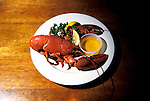 Massachusetts: Boston, food, lobster at Union Oyster House,  Photo boston104.Photo copyright Lee Foster, 510/549-2202, lee@fostertravel.com, www.fostertravel.com