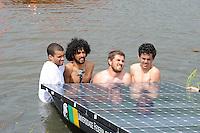 ALGEMEEN: ACHLUM: 03-07-2014, DONG Energy Solar Challenge, ©foto Martin de Jong