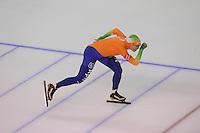 SCHAATSEN: CALGARY: Olympic Oval, 10-11-2013, Essent ISU World Cup, 1000m, Laurine van Riesen (NED), ©foto Martin de Jong