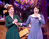 An American in Paris <br /> choreography by Christopher Wheeldon <br /> Dominion Theatre, London, Great Britain <br /> Press Photocall <br /> 14th March 2017 <br /> <br /> <br /> Jane Usher as Madame Baurel <br /> <br /> Leanne Cope as Lise Dassin <br /> <br /> Photograph by Elliott Franks <br /> Image licensed to Elliott Franks Photography Services