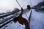 Roma Christmas Romania Serbia