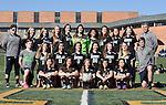 4-21-16, Huron High School girl's varsity soccer team