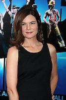 "LOS ANGELES - JUN 24:  Betsy Brandt arrives at the ""Magic Mike"" LAFF Premiere at Regal Cinema at LA Live on June 24, 2012 in Los Angeles, CA"