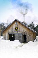 Maple Sugaring Vermont