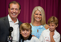 Fisher Family News Conference 8-5-11