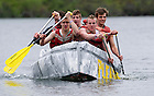 April 29, 2012; 2012 Fisher Regatta. Photo by Barbara Johnston/University of Notre Dame