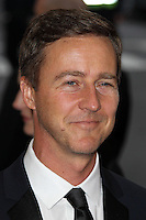 """NEW YORK CITY, NY, USA - MAY 05: Edward Norton at the """"Charles James: Beyond Fashion"""" Costume Institute Gala held at the Metropolitan Museum of Art on May 5, 2014 in New York City, New York, United States. (Photo by Xavier Collin/Celebrity Monitor)"""