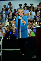 OCT 02 Hillary Clinton Attends Grassroots Campaign Event in Florida