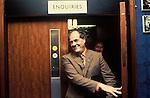 Derek Robinson Union Leader at British Leyland Longbridge car plant Birmingham