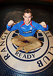 Thomas Buffel signs for Rangers, January 2005