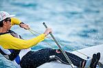 Laser RadialMenHelmARGFG13FranciscoGuaragna RigonatArgentina<br /> 2015 Youth Sailing World Championships,<br /> Langkawi, Malaysia