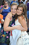 Gina Tognoni  and Kelley Missal attending The One Life to Live 43rd Anniversary Block Party outside the ABC Studio on July 15, 2011 in New York City.