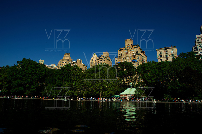 NEW YORK-NY-29-04-2012 . Parque Central en la ciudad de Nueva York. Central Park in New York City (Photo: VizzorImage/Luis Ramirez).......