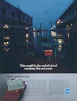 American Express Venice Handbag