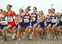 Indiana All-Catholic Cross Country Meet - Girls Varsity