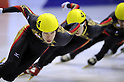 Ryosuke Sakazume (JPN), .JANUARY 31, 2011 - Short Track : .during the practice time during the 7th Asian Winter Games in Astana, Kazakhstan.  .(Photo by AFLO) [0006]