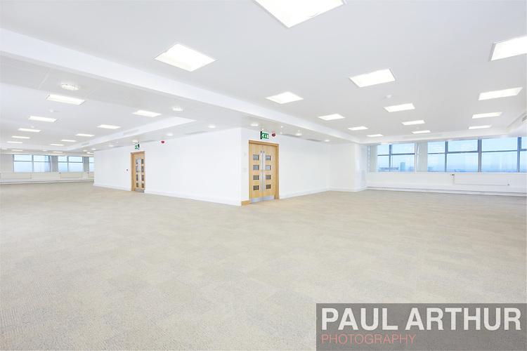 Interior Floor Plate of Cobalt Square, Birmingham