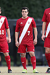29 November 2015: Indiana's Matt Foldesy. The Wake Forest University Demon Deacons hosted the Indiana University Hoosiers at Spry Stadium in Winston-Salem, North Carolina in a 2015 NCAA Division I Men's Soccer Tournament Third Round match. Wake Forest won the game 1-0.