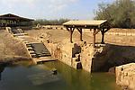 Jordan river, Betania , Jesus Baptism site