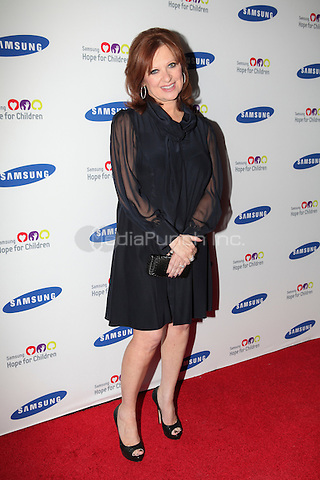 Caroline Manzo of The Real Housewives of New Jersey at the Samsung Hope for Children 11th Annual Gala at the Museum of Natural History in New York City. June 4, 2012. © Diego Corredor/MediaPunch Inc.