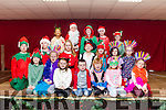 Children from Sharon Costello's Academy of Speech and Dramatic Art in Castlegregory took to the stage on Monday evening to perform their Christmas show.