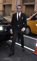 NEW YORK, NY November 18: Tom Ford at AOL BUILD to talk about new movie Nocturnal Animals  in New York City.November 18, 2016. Credit:RW/MediaPunch