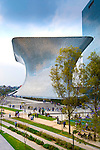 Mexico, Mexico City, Soumaya Museum, Plaza Carso, Polanco District